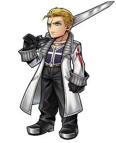 Seifer Almasy from Dissidia Final Fantasy Opera Omnia