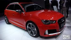 FIRST LOOK: 2015 Audi RS3 - Geneva 2015