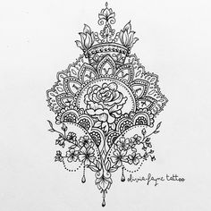 Wrist piece with crown for Erica Yerian (all designs are subject to copyright…