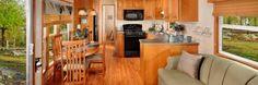 Lakeside Series | Kropf Industries | Park Model Vacation Homes | Goshen, INKropf