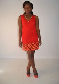 YOUR DESIGNER RUTH CHIMBALA pimped Jersey top