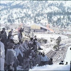 The 1960 Winter Olympics were the first Games held in the Western United States and the first to be televised.
