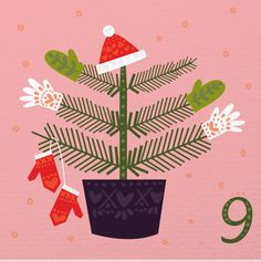 » Illustrated advent calendar: Day 9