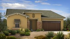 The Bridges at #Gilbert Albany is one of the most desirable floor plans by Taylor Morrison. #Architecture #Newhomes #Home #Landscape Check them out today~ http://www.taylormorrison.com/new-homes/arizona/phoenix/gilbert/bridges-at-gilbert-landmark-collection-community/albany-plan/photos
