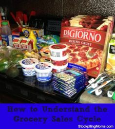 I often get asked a lot of questions about how to understand the Sales Cycle when it comes to stockpiling. Think logically when it comes to understanding the sales cycle. Products normally hit rock bottom Couponing 101, Extreme Couponing, Freezing Carrots, Budget Meals, Food Budget, Monthly Budget, Energy Saving Tips, Love Coupons, Make Ahead Meals