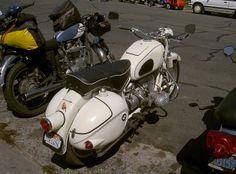 Vintage BMW motorcycle | Flickr - Photo Sharing!