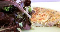 Vegan Tortilla Española – Spanish Omelette