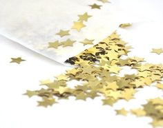 Gold Star Confetti Stars 28 Grams by ThatWashiTapeGirl Star Wars Party, Pop Star Party, Balloon Decorations, Birthday Decorations, Wedding Decorations, Cheap Banners, Kids Pop, Party Suppliers, Valentines Day Weddings