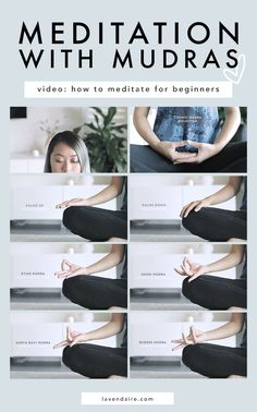 how to meditate for beginners, with mudras (hand poses)  meditation video | beginner meditation | meditation tips | health + wellness | mindfulness | mindful living | energy | reflection | self awareness | wisdom | calm | patience | discipline | intuition  zenfriend | headspace | app recommendations