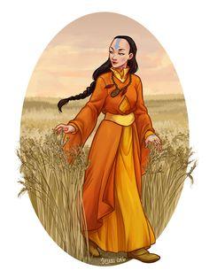 Avatar Yangchen by Jeinu