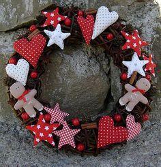 (30) Ako si ušit vlastné vianočné ozdoby / Kavula » SAShE.sk - slovenský handmade dizajn