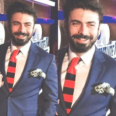 when you smile, the whole world stops and stares for a while. [#fawadkhan]