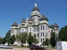 Jasper County Courthouse in Carthage, MO