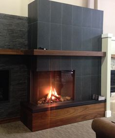 Sky T by Element4 Home design Pinterest Gas fireplace