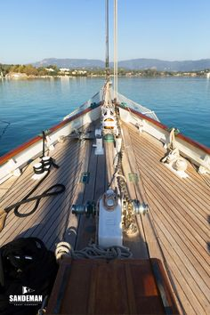 JOHN THORNYCROFT 80 FT BERMUDAN KETCH 1929 - Sandeman Yacht Company Anchor Systems