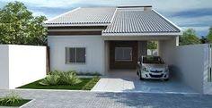 Our Top 10 Modern house designs – Modern Home Modern House Facades, Modern House Plans, Small House Plans, Modern House Design, Bungalow House Plans, House Elevation, Roof Design, Facade House, Bungalows