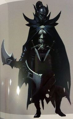 Phantom Assassin Concept Art