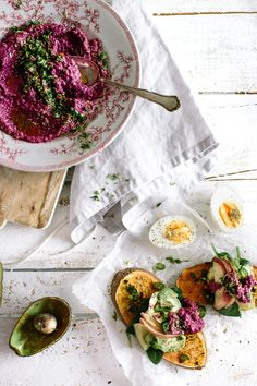 ... vegan beetroot h