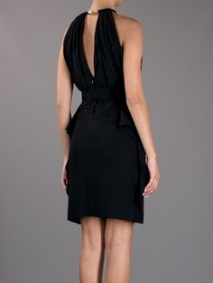 Vionnet Ruched Sleeveless Dress - Concept Store Smets - farfetch.com