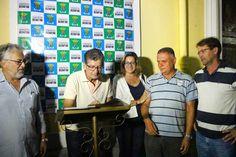 NONATO NOTÍCIAS: Prefeitura de Senhor do Bonfim inicia reforma de 2...