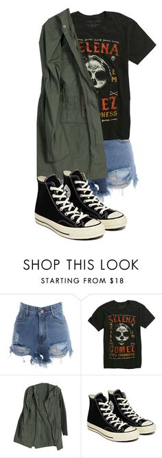 """""""alternative"""" by vitoriafreitas75 ❤ liked on Polyvore featuring Converse"""