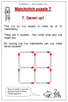 MathSphere - some brilliant resources here, esp Maths games/puzzles, Maths magic and Sudoku Fun Mind Games, Mind Games Puzzles, Maths Puzzles, Math Games, Math Activities, Number Puzzles, Best Mind Games, Puzzle Games, Brain Twister Games