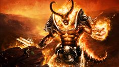 The Destroyer of Worlds by krysdecker