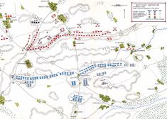 Battle of Waterloo : Order of Battle at the Outset of the Battle