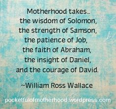Motherhood Matters   Pocketful of Motherhood