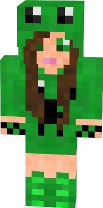 21 Best Girl Skins Images Mc Skins Minecraft Skins Awesome