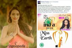 Miss Earth India in new Hands now?