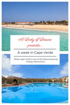It's got sun, sea, sand and all-inclusive cocktails... that's why tourists are flocking to Cape Verde