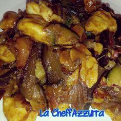 Un #secondo #piatto #orientale: #petto di #pollo alle #mandorle con #verdure in #agrodolce ! Una bontà😋 #lacheffazzurra #instalike #instagood #instagram #foodporn #foodshare #food #foodblogger #blogs #bloggeritalia #giallozafferano #gialloblogs #cibo #ciboitaliano #italy #Italia #italianfood #goodfood #pettodipollo #cinese #chicken #almond