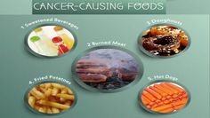 Stop Eating These 8 Everyday Foods Immediately. They Can Cause Cancer