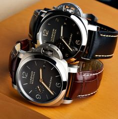 Choosing the Perfect Replacement Timepiece Band During Watch Repair - Watches GooD Men's Watches, Panerai Watches, Panerai Luminor, Sport Watches, Watches For Men, Nice Watches, Stylish Watches, Luxury Watches, Elegant Watches