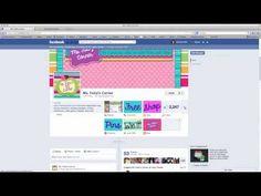 Blogger Tutorial 9: Customizing Facebook Fan Tabs