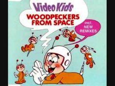 Jajajajjajajaja  Video Kids - Woodpeckers From Space
