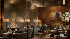 Explore International and  Asian dining options at Four Seasons Hotel Hong Kong and enjoy afternoon tea, piano music and jazz trio both days and nights..