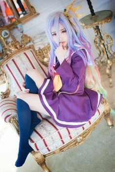 No Game No Life - Shiro || cosplay