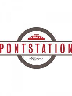 Het Pontstation - biologische snackbar op NDSM Vegetarische snacks en vet lekkere vegan kroketten!