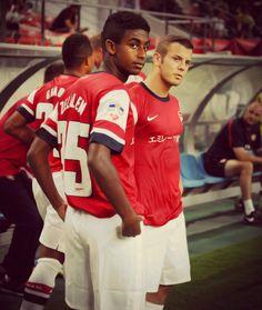 #Gedion #Zelalem #Jack #Wilshere #Arsenal #COYG #GoonerFamily