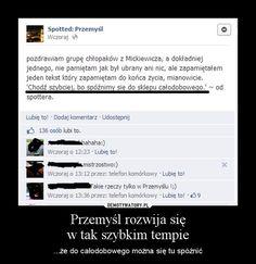20 najlepszych wpisów i odpowiedzi na spotted – Demotywatory.pl