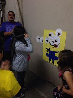 Tip para entretener a los niños en una celebración de cumpleaños Minions.
