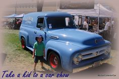 Several reasons why you should take a kid to a car show. Here's the MSCC link: http://mystarcollectorcar.com/why-you-need-to-take-a-kid-t…/
