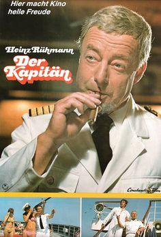 Poster zum Film: Der Kapitän. 1971