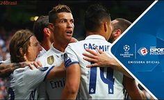 Melhores Momentos - Real Madrid 3 x 0 Atlético de Madrid - Champions League (02/05/2017)