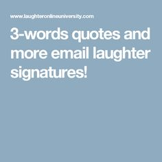 Funny Email Signatures & Sign-Offs | Funny emails, Email ...