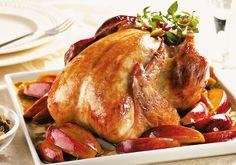 As melhores receitas com aves para o Natal
