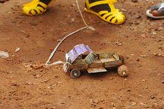 Leg og legetøj i Sierra Leone   Hele Verden i Skole