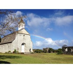 St Joseph Church on Hana Hwy, Maui, HI - old historic church that holds mass when there is a 5th Sunday of the month. Visitors welcome to walk the grounds. Highly recommended.
